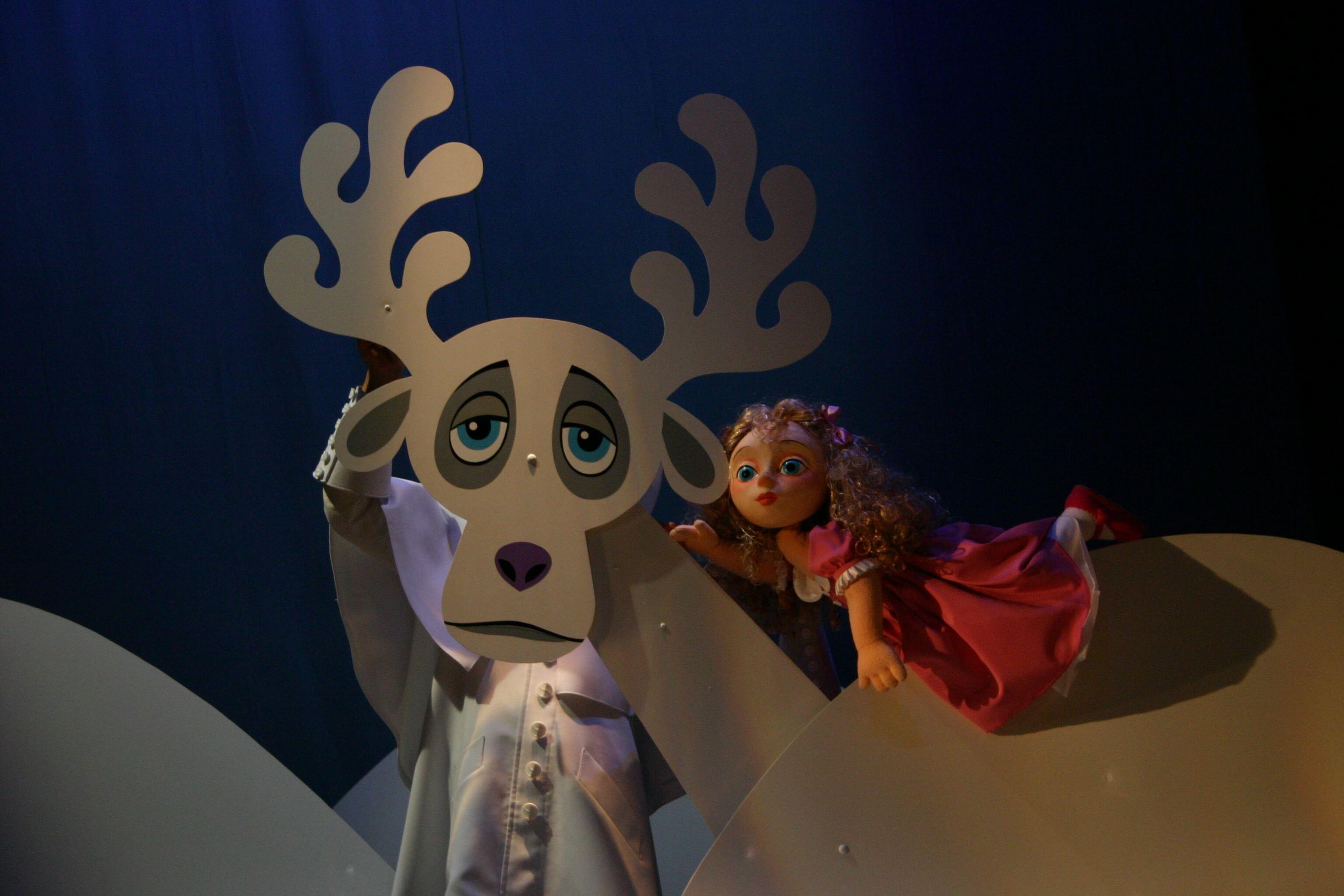 Снежната царица 11