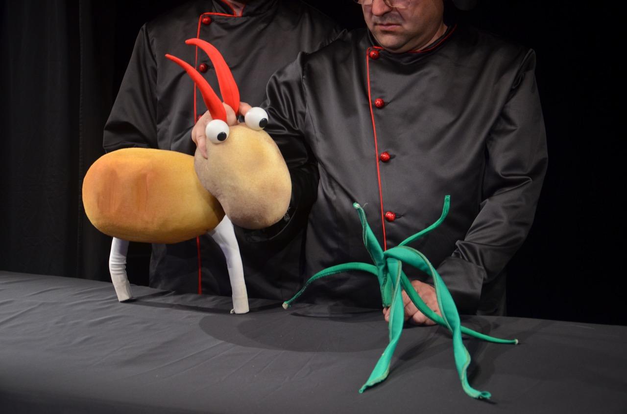 Чудните готвачи 9