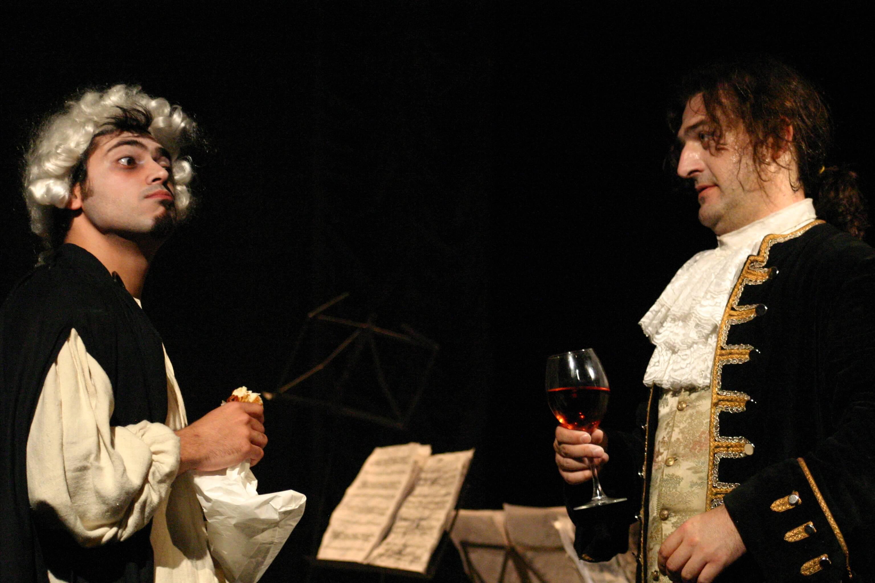Моцарт и Салиери 8