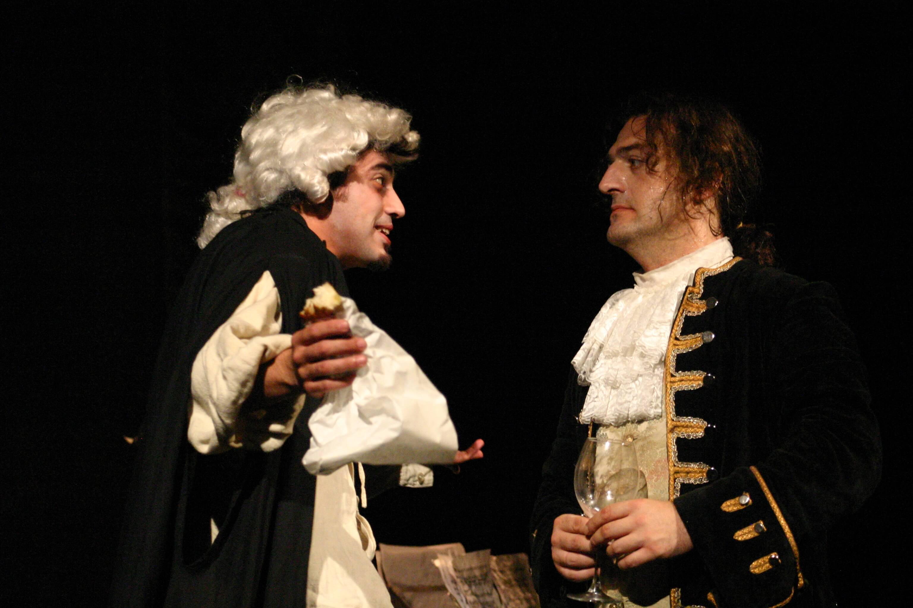 Моцарт и Салиери 7