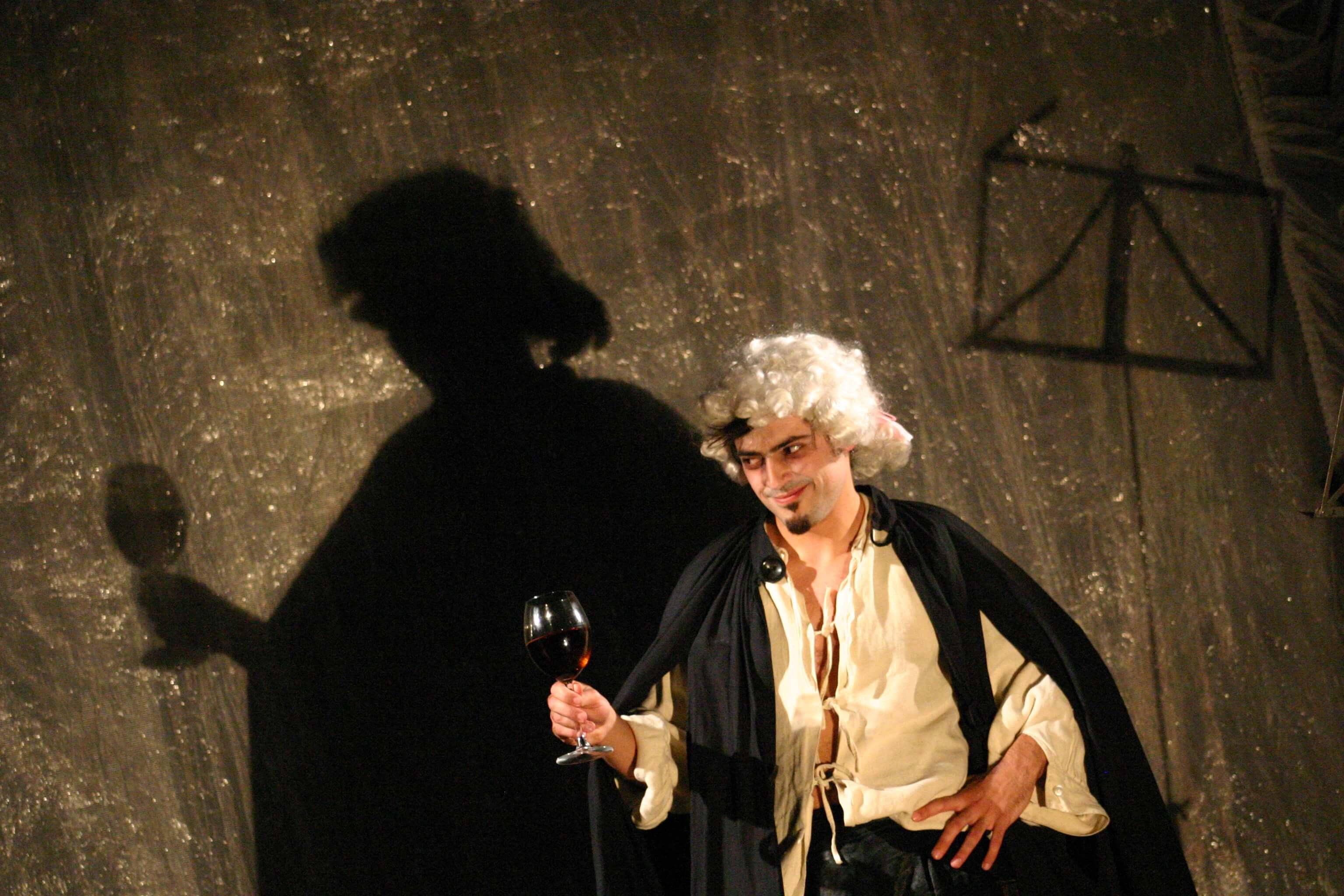 Моцарт и Салиери 5