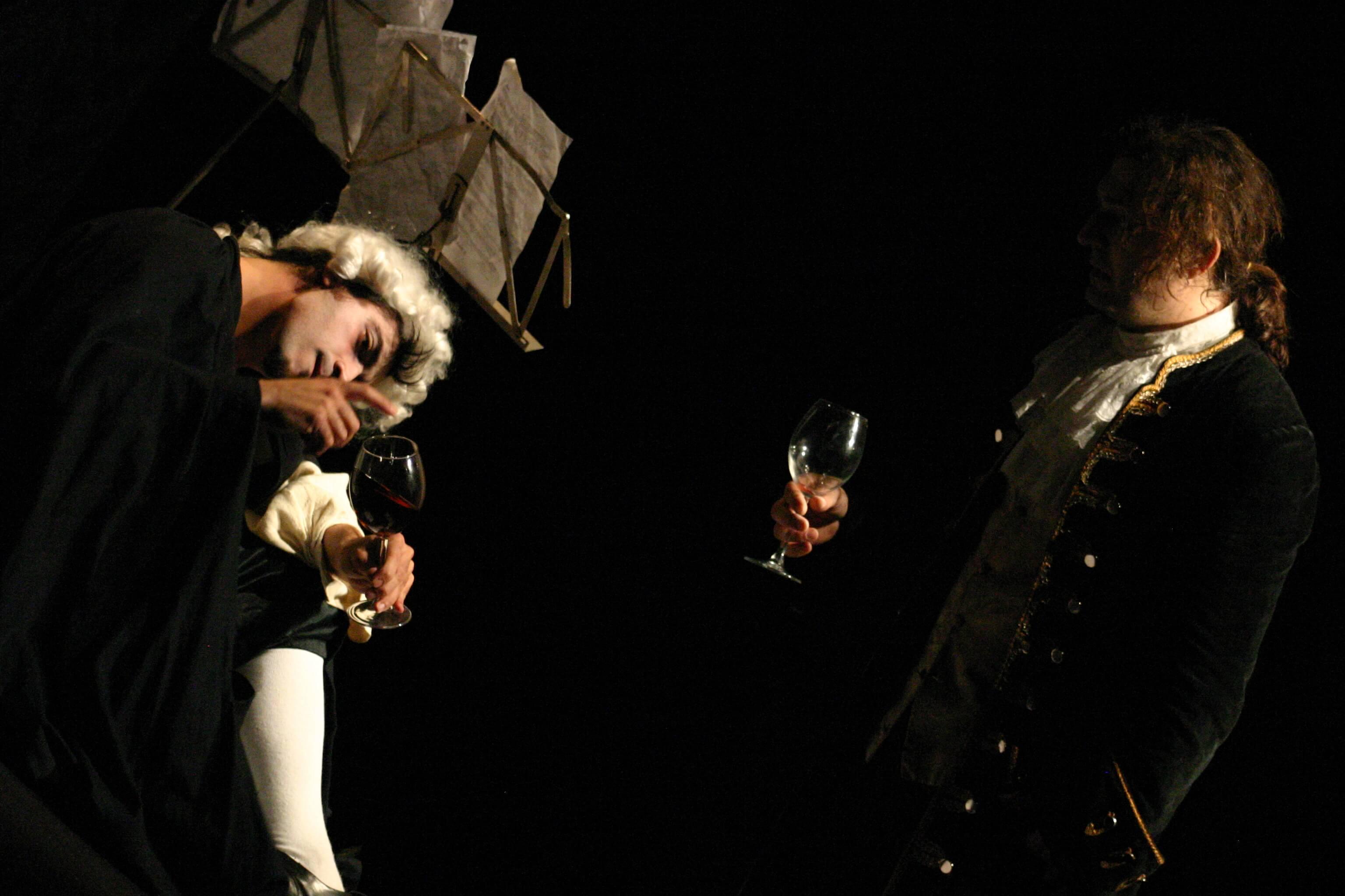 Моцарт и Салиери 3