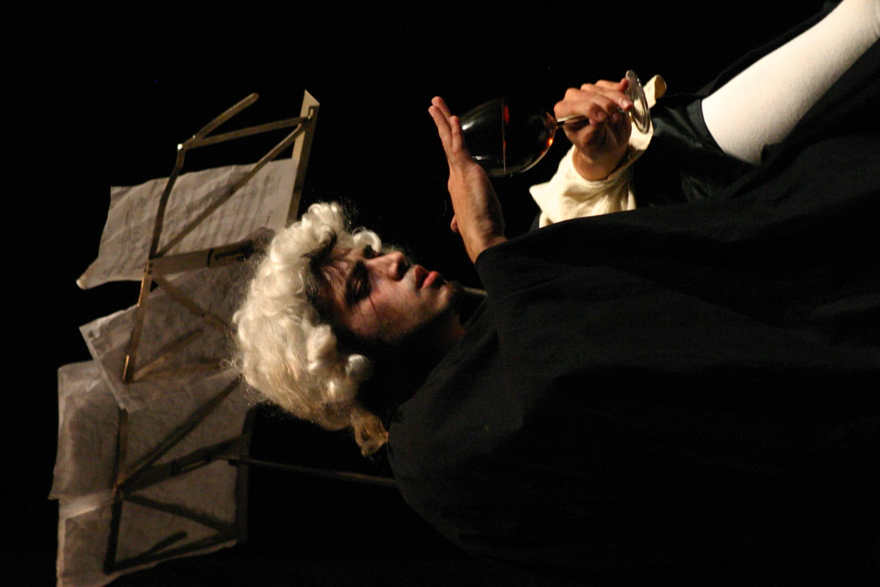 Моцарт и Салиери 2