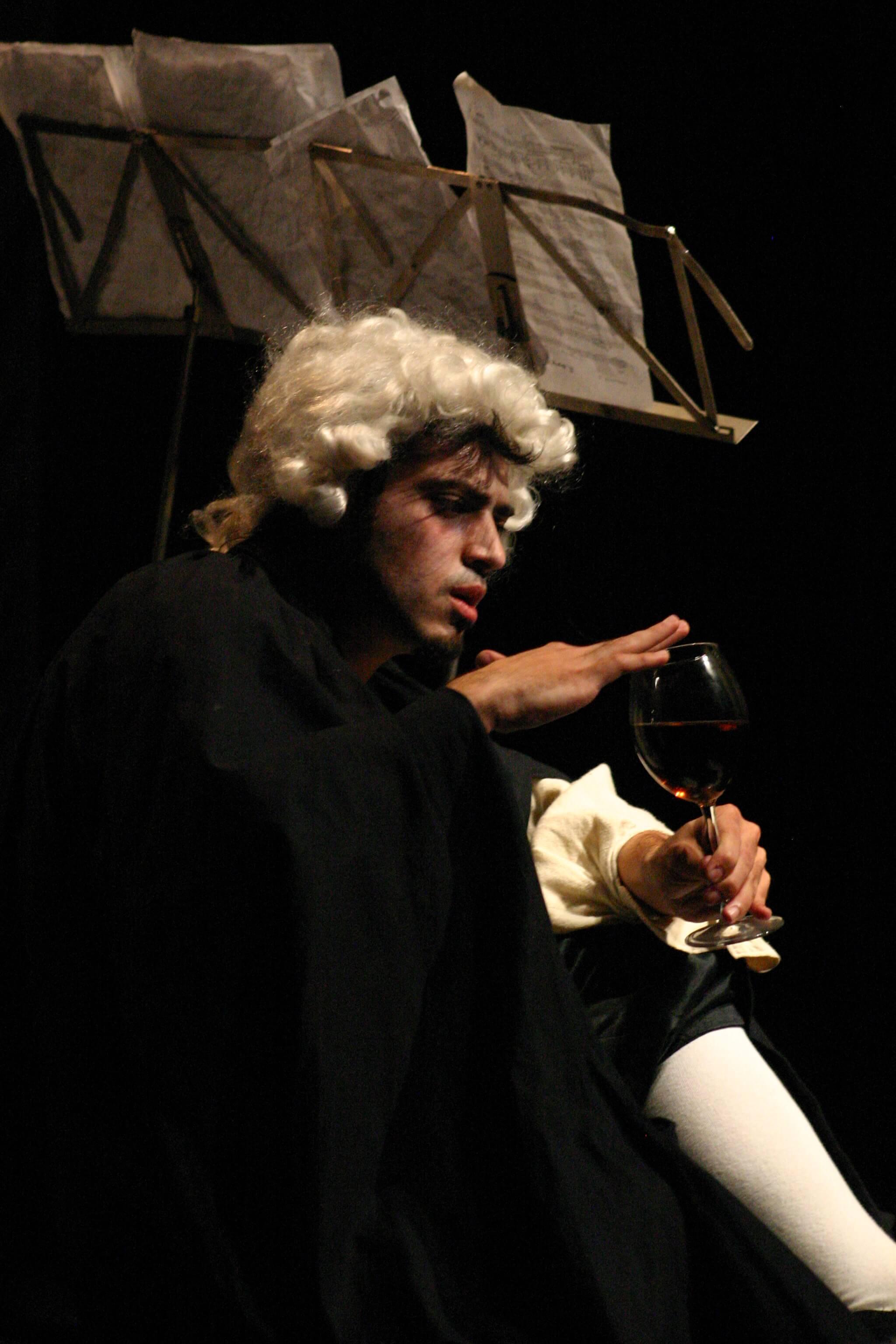 Моцарт и Салиери 1