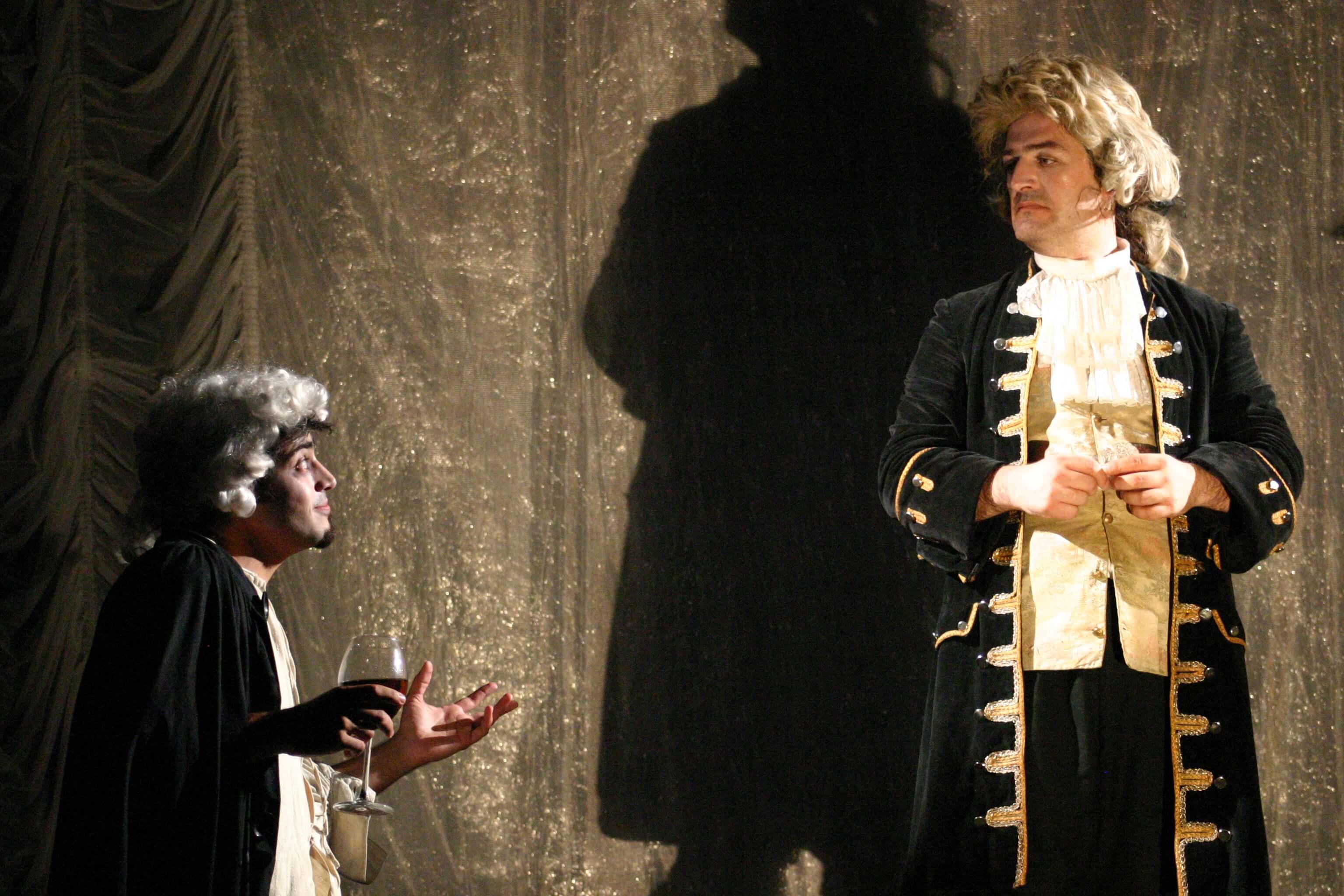 Моцарт и Салиери 9