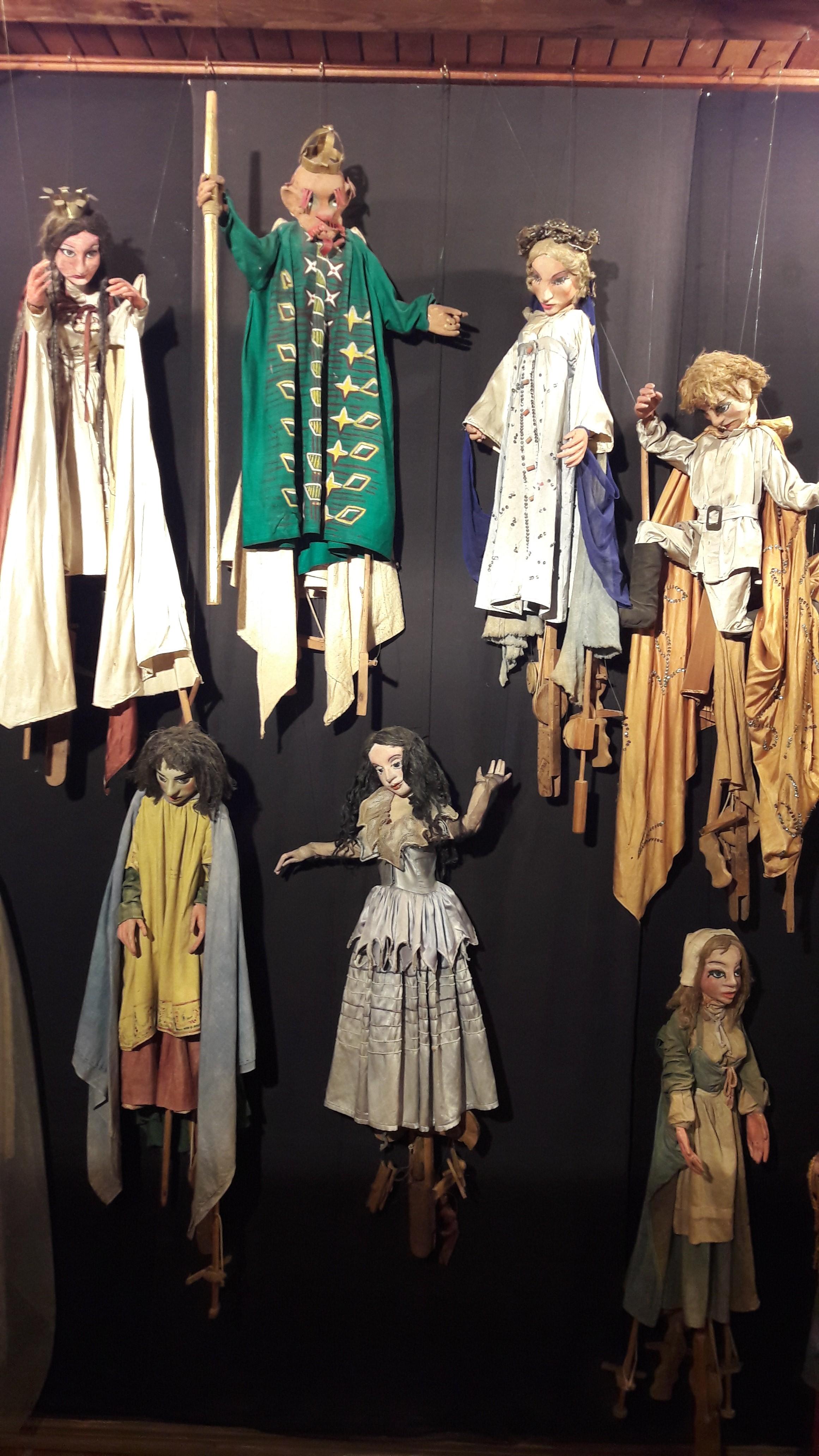 Puppets of Saravanov