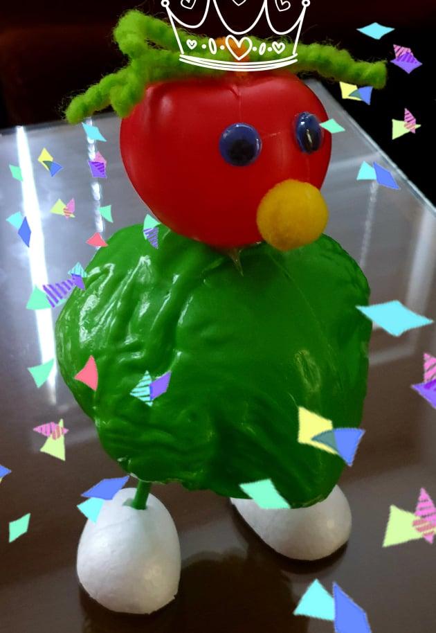 Вълшебната градина на плодчетата-1